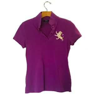 3/$20 Express Large Lion Polo